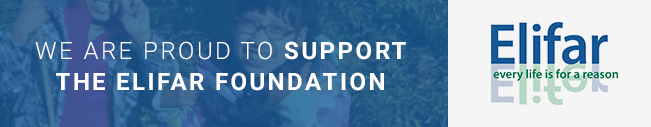 Revcap are proud to support the ELIFAR foundation